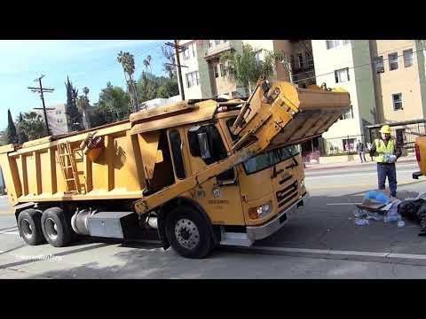 The 2018 Los Angeles Marathon Cleanup