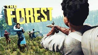 ГОЛОДНЫЕ ИГРЫ 2 в The Forest