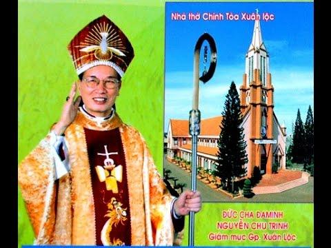Duc Cha Nguyen Chu Trinh -Tham cong doan San Jose-July 4-2014