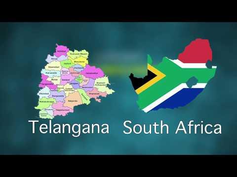 Telangana Association of South Africa - TASA Song