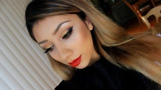 Makeup look using Mac's Maleficent Collection Thumbnail