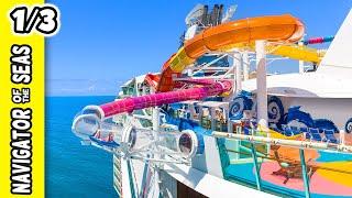 Así es el IMPRESIONANTE CRUCERO Navigator of the Seas | Alex Tienda ✈️