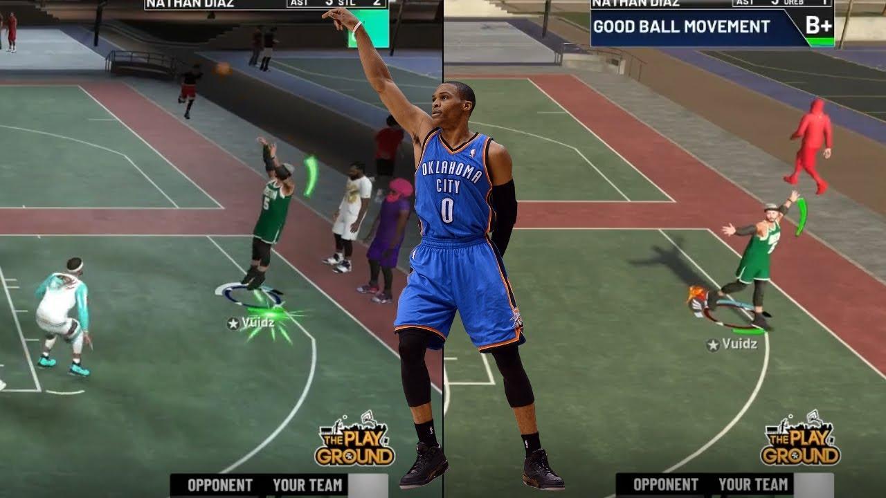 THE BEST JUMPSHOT FOR SLASHERS! | EASY GREEN LIGHTS | NBA 2K19 NEIGHBORHOOD