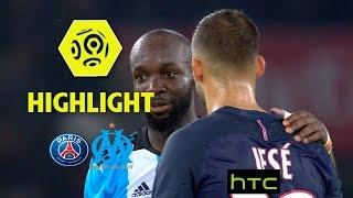 Paris Saint-Germain - Olympique de Marseille (0-0) - Highlights - (PSG - OM) / 2016-17