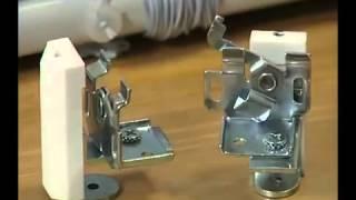 Монтаж горизонтальных жалюзи своими руками(Купить жалюзи на пластиковые окна http://www.oknakomforta.ru/produkcija/zhaljuzi/ Компания