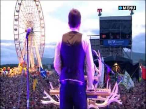 The Killers - This River Is Wild @ T in the Park 2007