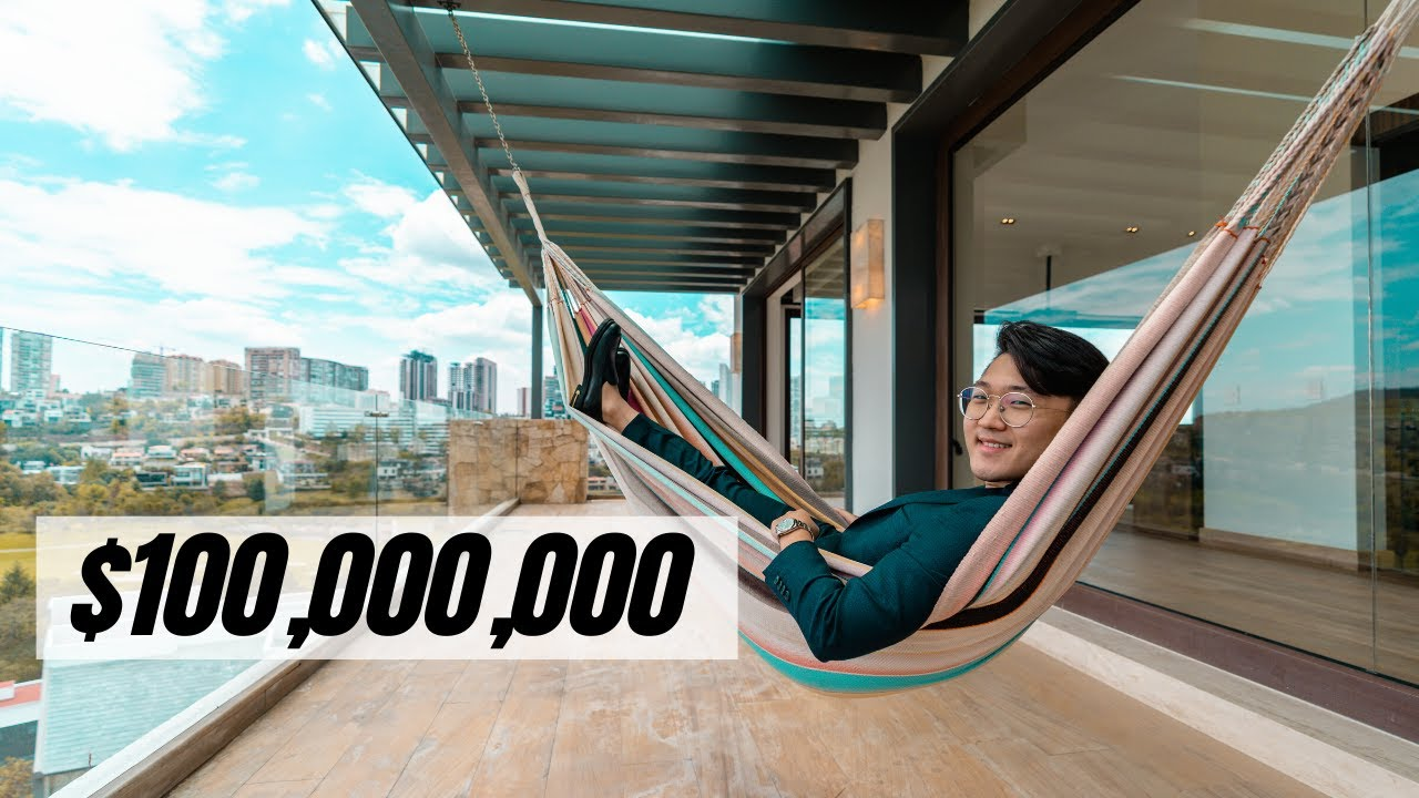 $100 MILLONES! CASA con VISTA HACIA CAMPO DE GOLF