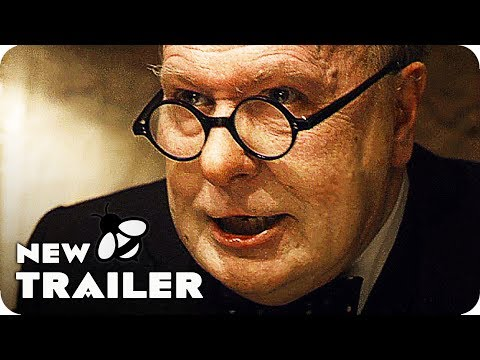 Darkest Hour Clips & Trailer (2017)  Gary Oldman Winston Churchill Movie