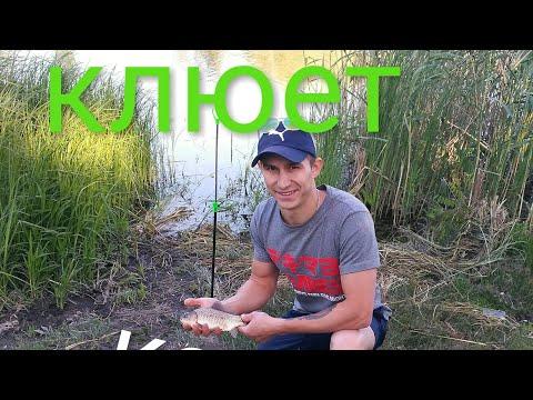 Рыбалка в Разумовке.