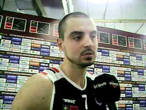 Bruno Zanotti (Selección de Paraguay) post Puerto Rico 101 - Paraguay 55