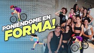 ¡PONIÉNDOME EN FORMA! || Grettell Valdez