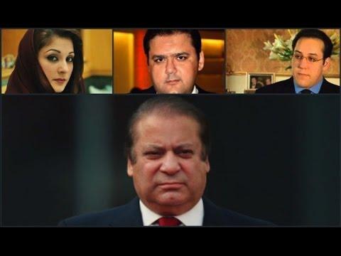 Nawaz Sharif, Maryam Nawaz and Sharif Family Corruption Exposed in Panama Leaks