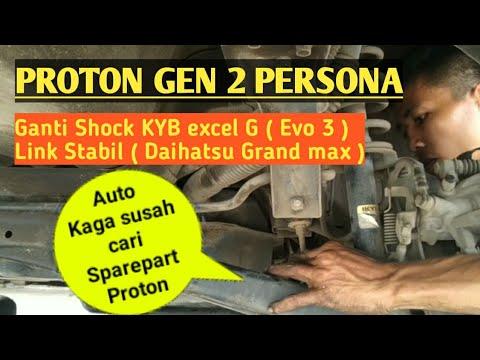 proton-gen-2-persona-|-ganti-link-stabil-grand-max-&-shock-belakang-pakai-evo-3