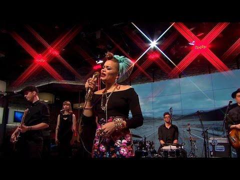 """Saturday Sessions: Andra Day Performs """"Rise Up"""""""