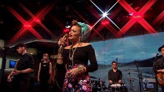 "Saturday Sessions: Andra Day performs ""Rise Up"""