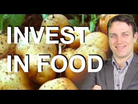 INVEST IN AGRICULTURE AND FOOD