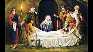 Ngắm 15 Sự Thương Khó và Táng Xác Chúa Giêsu !