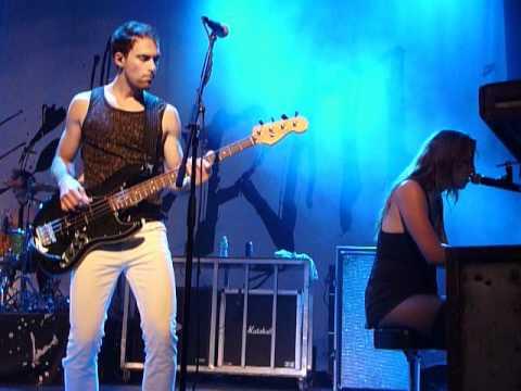 "Halestorm ""Private Parts"" Sherman Theatre, Shroudsburg, PA 6/30/12 live concert"