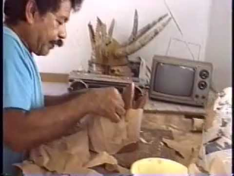 Ponce Vejegante Mask Maker