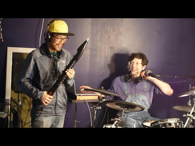 Brave Sound Presents: Silent Sessions LIVE | Michael Shapira + Austin Zhang