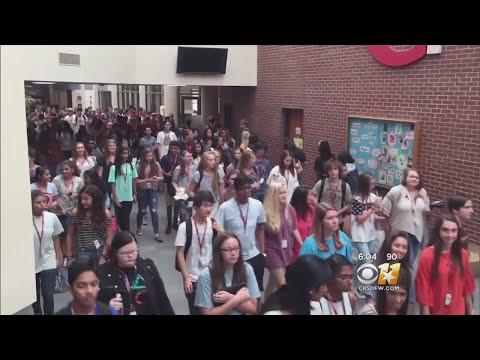 Students 'Packed Like Sardines' At Coppell High