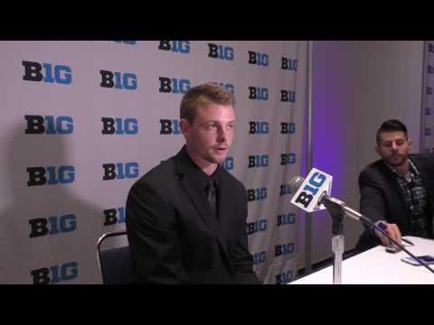 Iowa Players B1G Media Day '17