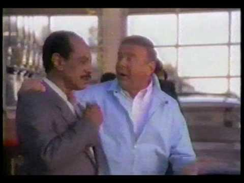 Jiffy Lube Commercial with Dick Van Patten and Sherman Hemsley