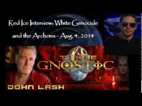 John Lash - The Archons and white genocide