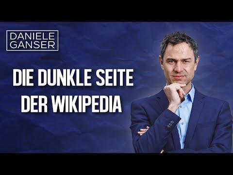 Die dunkle Seite der Wikipedia mit Daniele Ganser