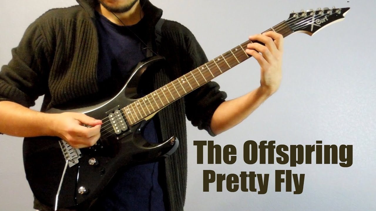 Pretty Book Cover Guitar : The offspring pretty fly for a white guy guitar cover