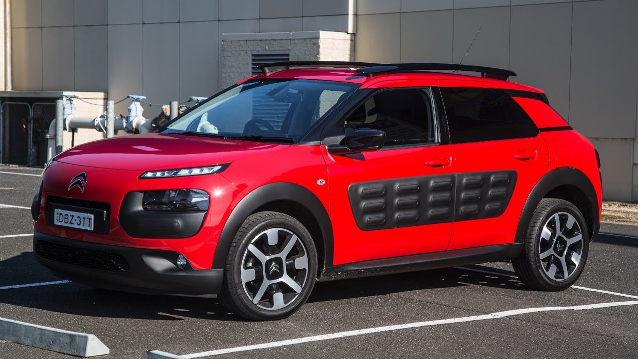 citroen 39 s bizarre c4 cactus reinventing the city car youtube. Black Bedroom Furniture Sets. Home Design Ideas