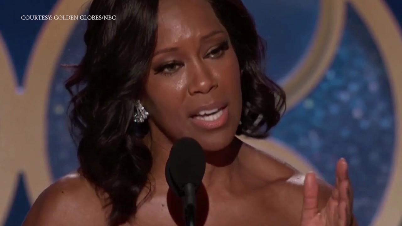 Regina King Golden Globes 2019 Acceptance Speech Video
