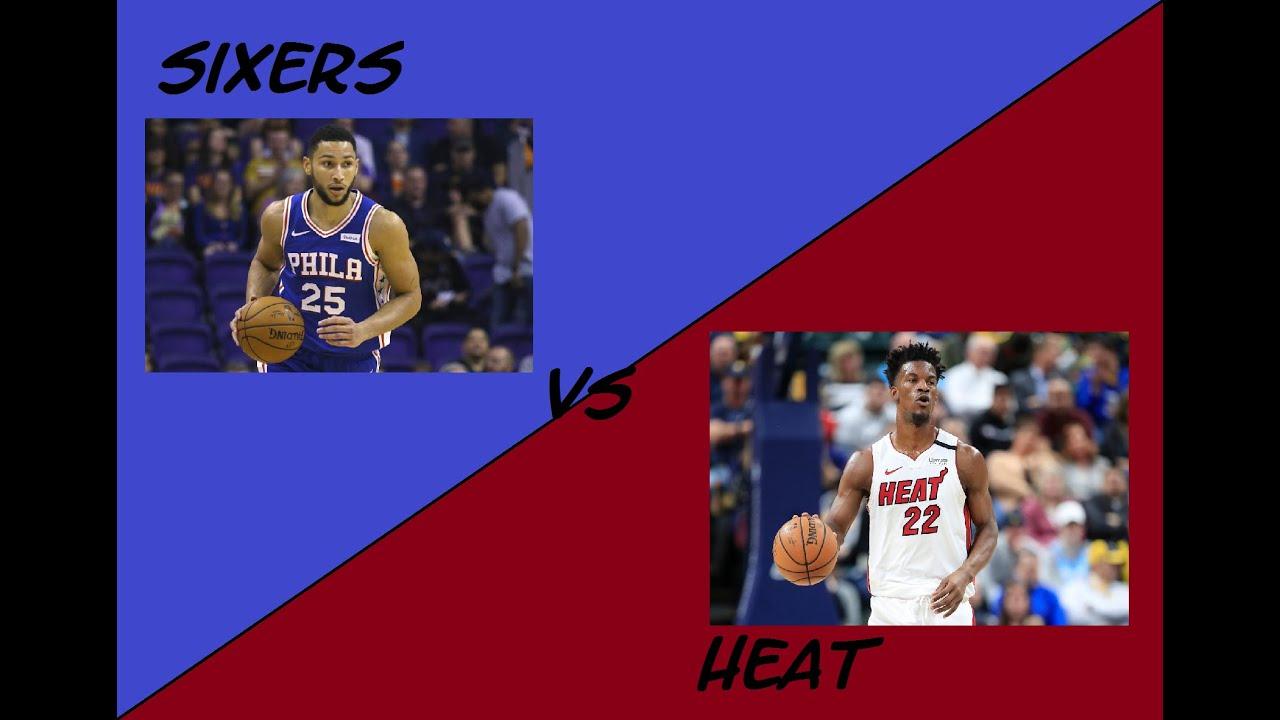 76ers vs Heat Game 3 NBA Playoffs 2020 - YouTube