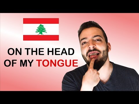 Lebanese Phrases That Confused Humanity