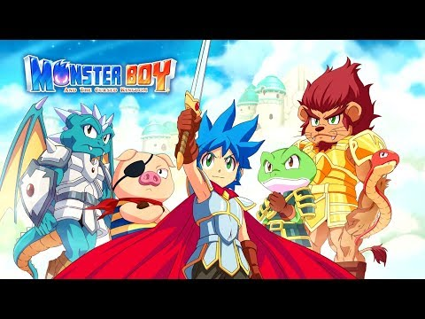 Monster Boy and the Cursed Kingdom - Demo Playthrough thumbnail