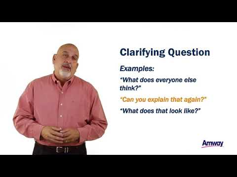 Questions That Drive Learning - Train the Trainer Module 3 - 2017