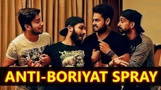 Anti Boriyat Spray | Karachi Vynz Official