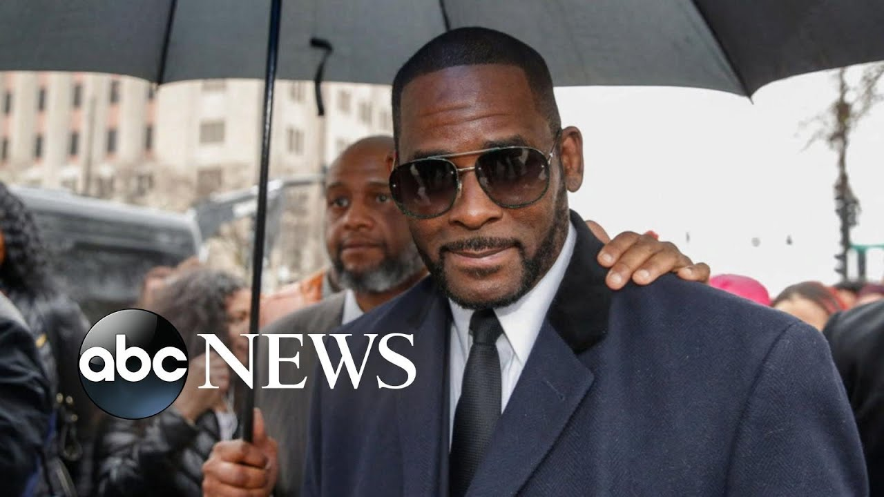 Download R. Kelly's guilt for sexual abuse essentially a 'done deal:' Legal analyst