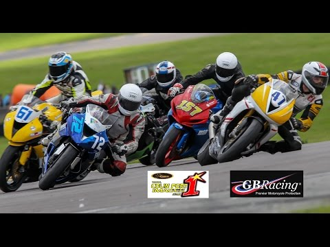 GB Racing 600 Sportsman Elite Anglesey 2016