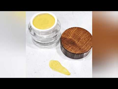 DIY: How To Make Face Cream / Face Cream With Recipe In Description