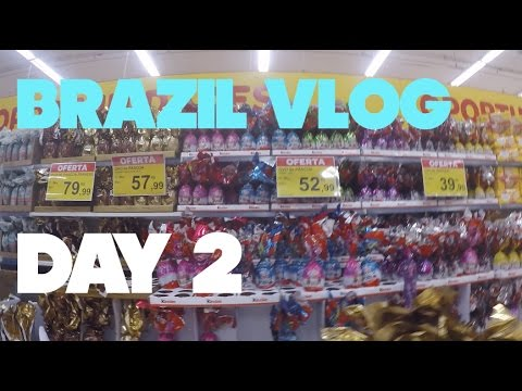 Visiting a Shopping Mall in Sao Paulo, Brazil | Brazil Vlog