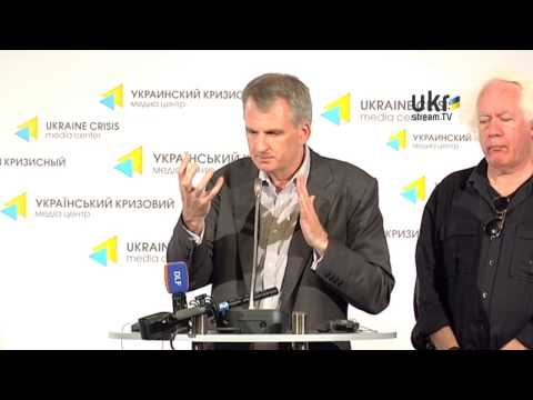 Ukraine: Thinking Together. Ukrainian Сrisis Media Center. May 19, 2014