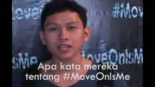 HIPNOTIS MASSAL - #MoveOnIsMe bersama ARCHAN THE REVOLUTIONIST (PAKAR MOVE ON)