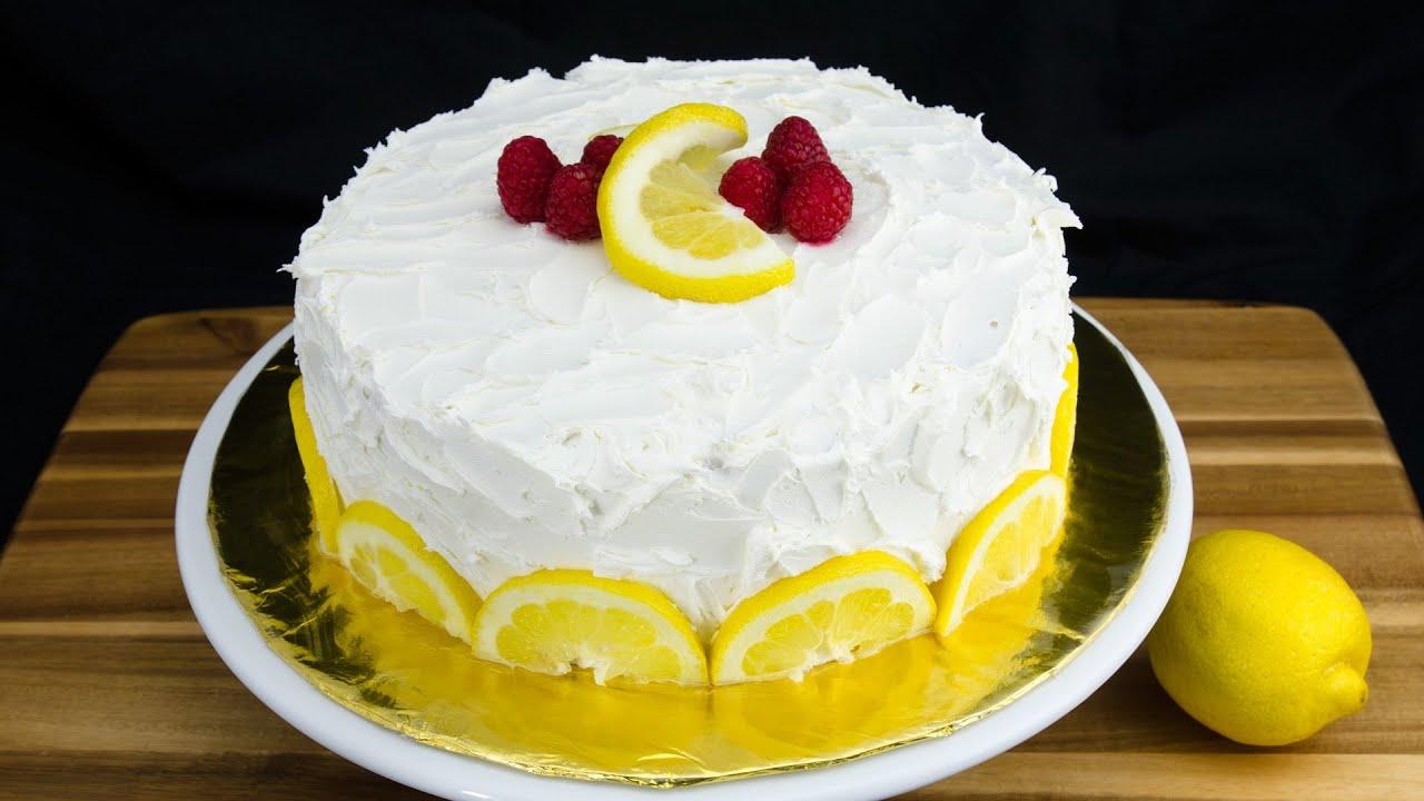 Lemon Cake Recipe Cookies Cupcakes And Cardio How To