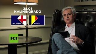 En análisis de Mourinho | Grupo G | Inglaterra - Bélgica