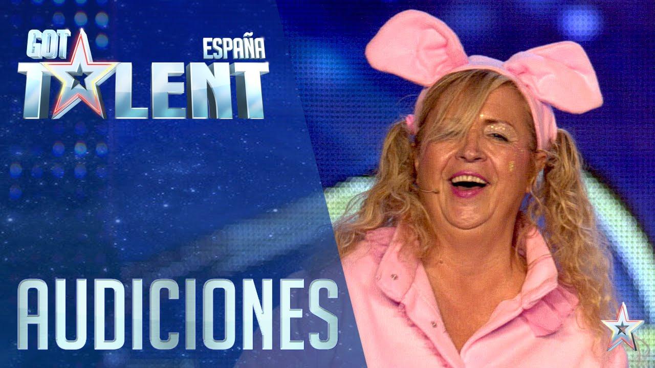 Caca va, caca va, caca vaaaaaa | Audiciones 3 | Got Talent España 2016
