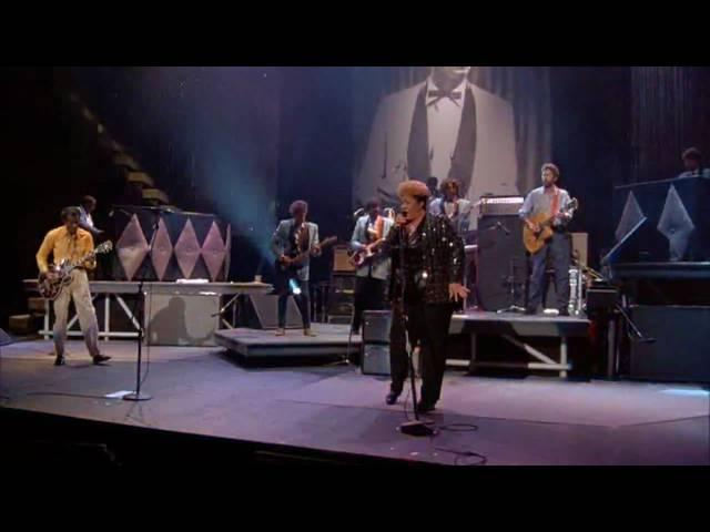 Chuck Berry & Etta James - Rock and Roll Music (1986)