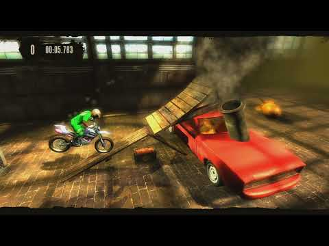 """Trials HD (Xbox 360) - """"Expert Track"""" (6 Year Old Designing & Playtesting) - Part 2"""