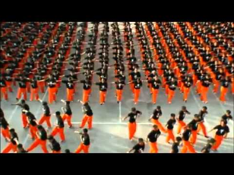 Philippine Prison - Dancing Inmates 2010 Tribute To Michael Jackson.flv