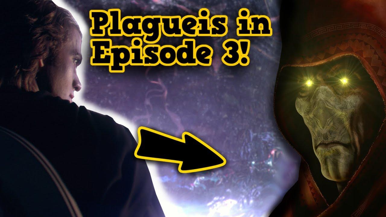 Ist DARTH PLAGUEIS in Episode 3 zu sehen? - YouTube